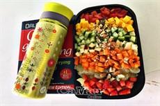 Giảm cân an toàn  với thực phẩm ăn kiêng
