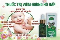 Sử dụng tinh dầu, hạn chế kháng sinh
