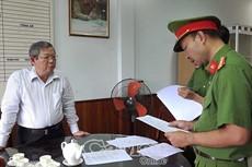 Cà Mau: khởi tố nguyên Giám đốc Sở Y tế và Phó trưởng phòng Tổ chức cán bộ