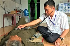 Xây dựng tuyến y tế cơ sở vững mạnh