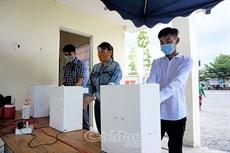 Bệnh viện Đa khoa tỉnh Cà Mau: Tăng cường công tác phòng dịch