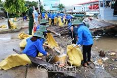 Hơn 150 tình nguyện viên tham gia Chiến dịch làm sạch biển