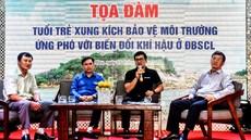 """Vai trò của thanh niên trong """"Hành động vì Mekong"""""""