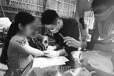 ACT5: Góp phần xoá bệnh lao trong cộng đồng