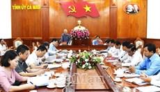 Giai đoạn 2015 - 2020 Cà Mau khai trừ 18 đảng viên và 43 cán bộ, đảng viên vi phạm bị phạt tù