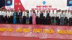 Ông Nguyễn Chí Thuần giữ chức Chủ tịch Liên minh HTX tỉnh Cà Mau