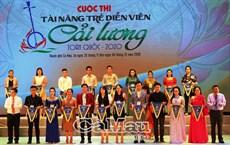 53 nghệ sĩ tham gia cuộc thi Tài năng trẻ diễn viên cải lương toàn quốc tại Cà Mau