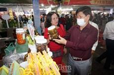 Khai mạc Hội chợ mua sắm khuyến mại kích cầu tiêu dùng hàng Việt Nam – Thái Lan tại Cà Mau 2020