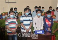 Vụ trộm tôm ở Cà Mau: Các bị cáo chia nhau hơn 87 năm tù