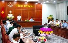 100% thành viên bỏ phiếu đánh giá xã Khánh Bình Tây Bắc đạt chuẩn NTM