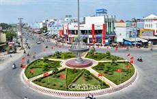 Thị trấn Năm Căn vươn tới đô thị văn minh