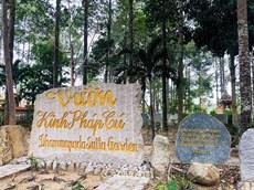 Vườn kinh đá