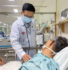 Bệnh viện Hoàn Mỹ Cửu Long cứu sống bệnh nhân bị đột quỵ não