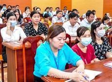 Hội nghị học tập, quán triệt Nghị quyết Đại hội đại biểu Đảng bộ tỉnh lần thứ XVI