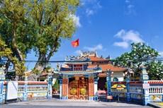 Ðền thờ ông Nguyễn ở Rạch Giá