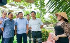 """""""Hương rừng U Minh"""": Lan toả thông điệp xanh, giá trị văn hoá"""