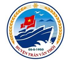 Họa sĩ, Nhà báo Tô Minh Tấn đạt giải Nhất cuộc thi sáng tác biểu tượng (Logo) huyện Trần Văn Thời
