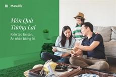 Manulife Việt Nam với chương trình bảo hiểm mới
