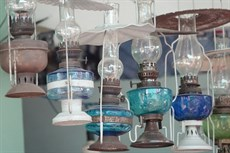 """Cây đèn """"Ta Đăng"""""""