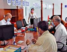 Ðể người dân hiểu và chọn dịch vụ công trực tuyến
