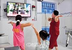 Nâng cao sức khoẻ tại nhà