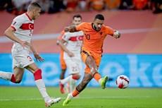 Bảng G, Hà Lan đại thắng bằng cú hat-trick của Depay