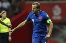 Italia và Đức đại thắng, tuyển Anh bị cầm chân