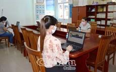 Từ ngày 13/9, TP Cà Mau tổ chức dạy học trực tuyến đối với lớp 9