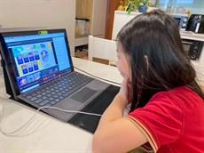 Công bố bài giảng điện tử phục vụ dạy và học trực tuyến