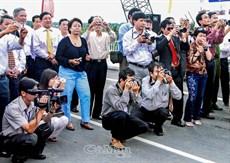 Nhà báo Lê Chí Bắc - Sinh ra để làm nghề…