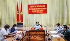 Hội nghị trực tuyến toàn quốc các cơ quan nội chính