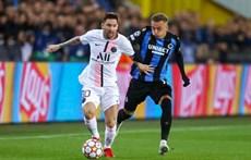 Bị Club Brugge cầm hoà, PSG chia điểm ngày ra quân