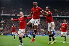Đấu sớm vòng 7,  Man Utd hoà thất vọng tại Old Trafford