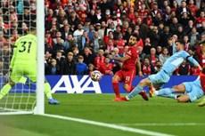 Liverpool hoà Man City, đôi công mãn nhãn
