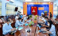 Huyện Trần Văn Thời thông tin về việc tiêu huỷ chó, mèo tại khu cách ly tập trung