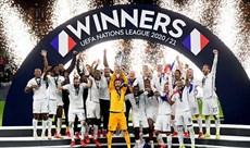 Ngược dòng đánh bại Tây Ban Nha, Pháp vô địch UEFA Nations League