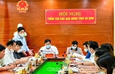 Thẩm tra các văn bản trình kỳ họp thứ Ba - HĐND tỉnh