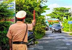 Kiểm soát vi phạm an toàn giao thông