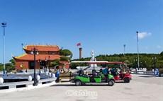 Từ ngày mai 15/10, Khu du lịch Mũi Cà Mau mở cửa đón khách du lịch nội tỉnh