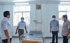 Các bệnh viện dã chiến phải trong tư thế sẵn sàng