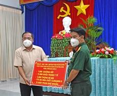 TP Hồ Chí Minh hỗ trợ nguồn lực, tiếp sức Cà Mau chống dịch