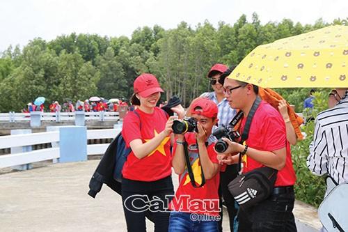 Từ đầu năm đến nay, Cà Mau đón hơn 1,4 triệu lượt khách du lịch, trong đó có hơn 27 ngàn lượt khách quốc tế.