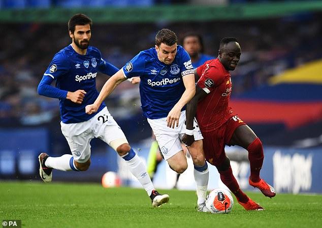 Hang Cong Nhạt Nhoa Liverpool Chia điểm Trước Everton