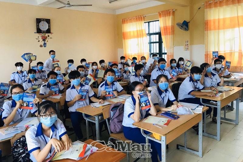 Hướng nghiệp cho học sinh phổ thông